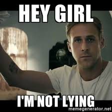 not-lying